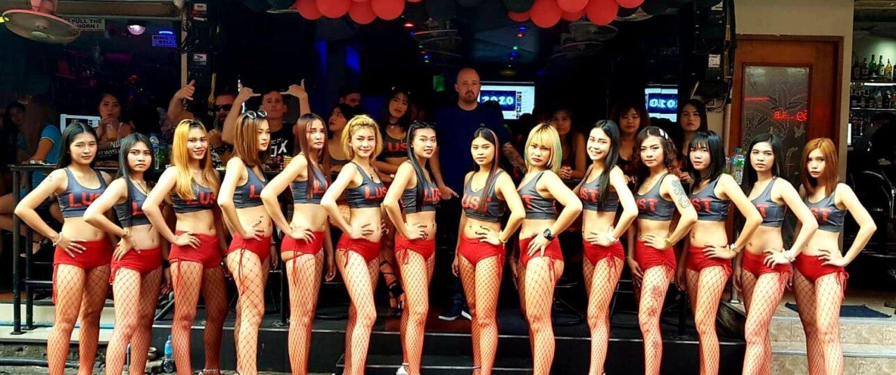Soi 6 bars pattaya Baku Bar