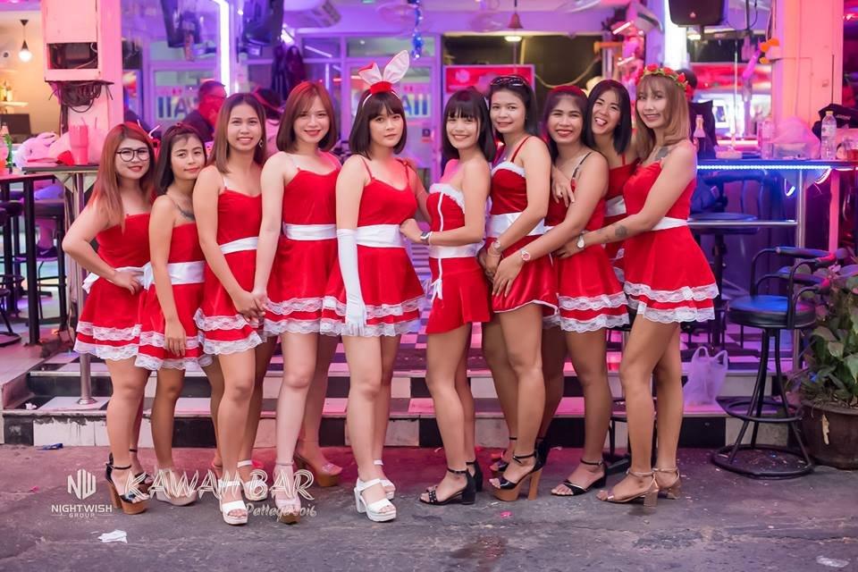Kawaii Bar In Pattaya   Soi 6 Nightclubs   Untold Thailand